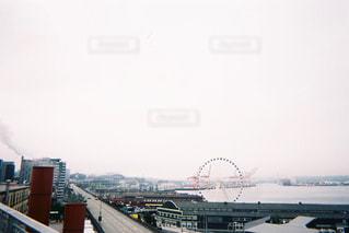 シアトルの港の写真・画像素材[2228000]