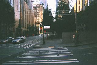 シアトルの市街地の写真・画像素材[2228002]