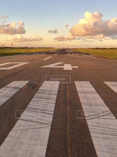 離陸の写真・画像素材[2260280]