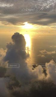 空の上から 2の写真・画像素材[2331345]