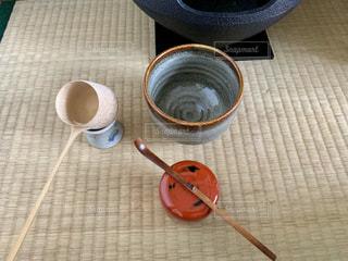 茶の湯の時期の写真・画像素材[2427019]