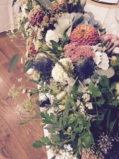 ウエディング装花の写真・画像素材[2232457]