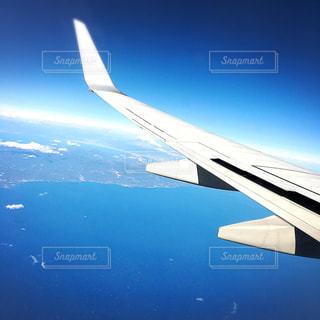 飛行機の写真・画像素材[2233018]