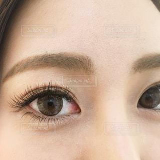 綺麗な目の写真・画像素材[2246133]