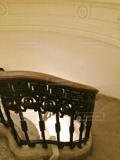 螺旋階段の写真・画像素材[2236009]