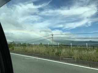 虹の写真・画像素材[2236510]