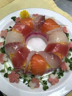 食べ物の皿の写真・画像素材[2264981]