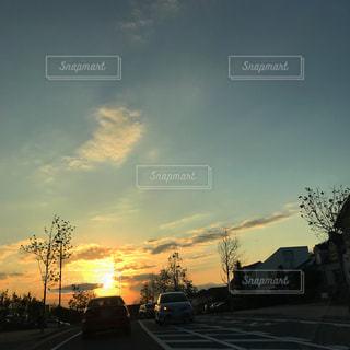 帰り道の写真・画像素材[2236052]