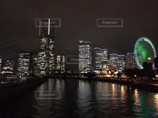 夜景の写真・画像素材[2236168]