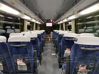 高速バス車内の写真・画像素材[2921707]