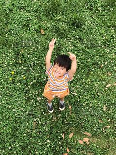 ジャンプ!の写真・画像素材[2238076]