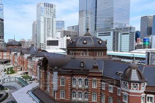 東京駅舎の写真・画像素材[2481780]