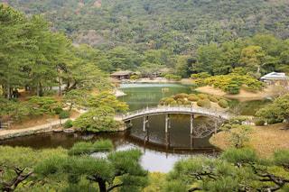 栗林公園(りつりんこうえん)の写真・画像素材[2512699]