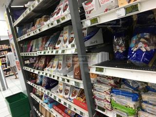 海外のスーパーマーケットの写真・画像素材[2239830]