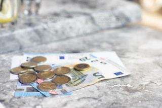 ヨーロッパの通過ユーロの写真の写真・画像素材[2261656]