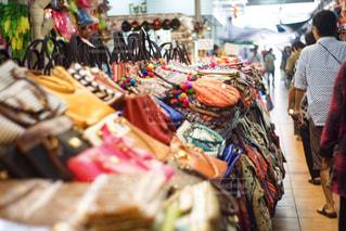 タイのチェンマイにあるワロロット市場の写真・画像素材[2266712]