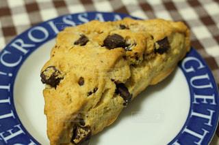 チョコレートスコーンスコーンの写真・画像素材[877213]