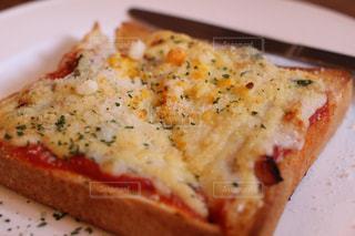 みんな大好きピザトーストの写真・画像素材[888485]