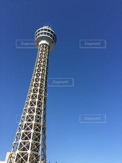 マリンタワーの写真・画像素材[936054]