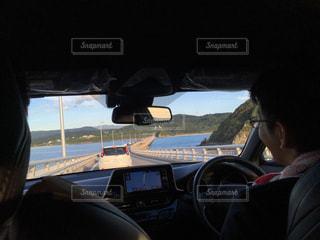 夏のドライブの写真・画像素材[2241795]