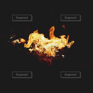 炎-1の写真・画像素材[2241781]
