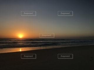 夕日の写真・画像素材[2243635]