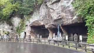 松島 瑞巌寺参道 洞窟遺跡群の写真・画像素材[2299738]