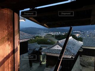 愛媛 松山城 天守からの眺めの写真・画像素材[2766478]