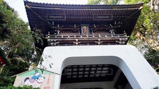 神奈川 江島神社辺津宮 瑞心門の写真・画像素材[2877269]