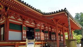 大阪 観心寺 金堂の写真・画像素材[2909430]