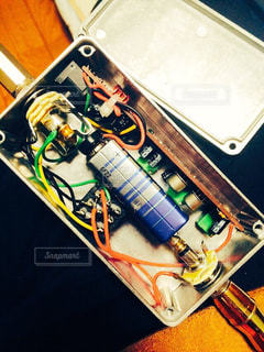 電気の写真・画像素材[131675]