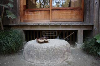 サツキとメイの家の縁の下の写真・画像素材[2623020]