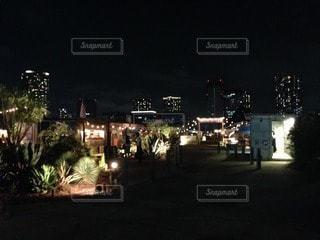 夜景の写真・画像素材[93262]