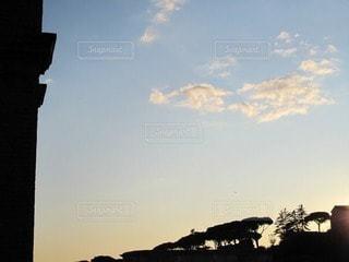 空の写真・画像素材[112076]