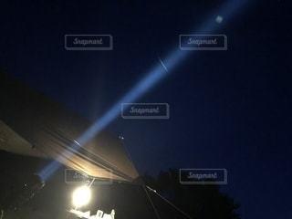 夜のライトアップ!の写真・画像素材[2266186]