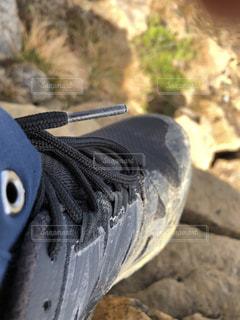 靴が泥まみれ!の写真・画像素材[2277079]