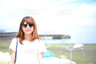 夏の海にて!の写真・画像素材[2312632]
