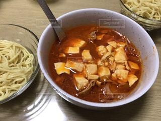 スープのボウルの写真・画像素材[4577075]