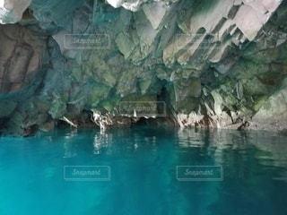 青の洞窟の写真・画像素材[2255471]