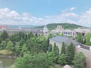 ホテルからの眺めの写真・画像素材[2256766]