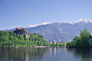 ブレッド湖② (スロベニア)の写真・画像素材[2276756]