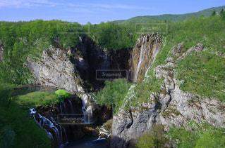 プリトヴィツェ湖群国立公園② (クロアチア)の写真・画像素材[2276757]