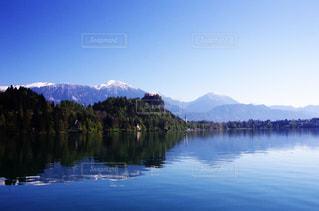ブレッド湖① (スロベニア)の写真・画像素材[2276759]