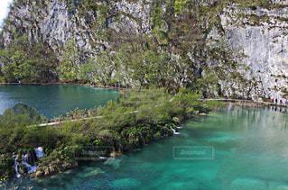 プリトヴィツェ湖群国立公園① (クロアチア)の写真・画像素材[2276760]