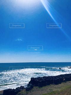 春の海の写真・画像素材[2259255]