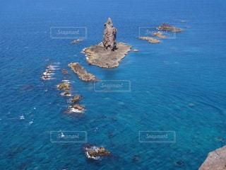 神威岬の写真・画像素材[2265793]