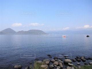 洞爺湖の写真・画像素材[2362338]