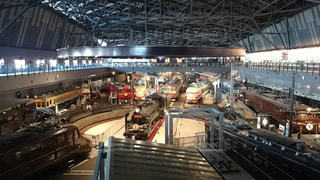 鉄道博物館の写真・画像素材[2261776]