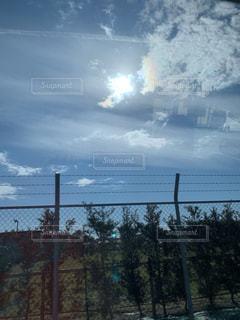 空の雲の群の写真・画像素材[2937389]