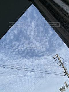 庭の空の写真・画像素材[3209241]